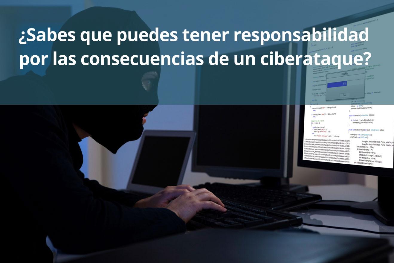 Poliza seguro ciberriesgo