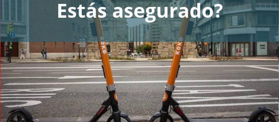 circular en patinete en Zaragoza