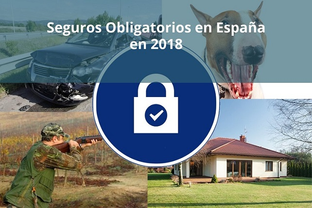 Seguros Obligatorios en España en 2018